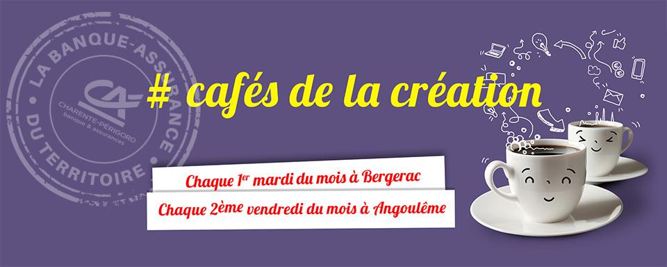 Credit Agricole Charente Perigord Les Cafes De La Creation